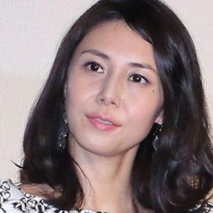 松嶋菜々子は整形で顔が変わったし鼻に違和感が?現在と昔の若い頃で別人か画像で比較!