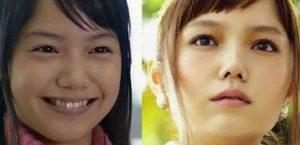 宮崎あおいは整形で顔が変わったしすっぴんは別人?目や鼻は昔と違うか高校の卒アルなどで画像比較!