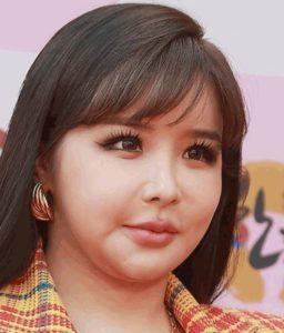 パクボムの現在は整形で顔が変わった?すっぴんや昔の体重が激太りした体型の画像と比較!
