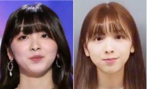 鈴野未光(ミイヒ)は整形で顔が変わったか痩せすぎか?韓国人ぽい可愛いメイクの画像とも比較!