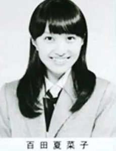 百田夏菜子は八重歯を矯正して可愛いくなった?高校の卒アルやすっぴん素顔と画像で比較!