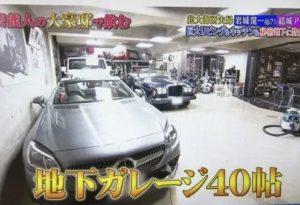 岩城滉一の自宅は世田谷で豪邸すぎる!ガレージに並ぶ愛車たちや年収はいくらかも調査!