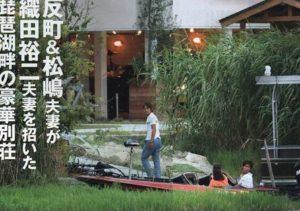 反町隆史の琵琶湖にある別荘が豪邸すぎ!趣味の釣り部屋が作れる現在の年収はいくら?