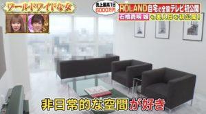 ローランドの自宅マンションは六本木で豪邸すぎ?年収と資産はどれくらいか調査!