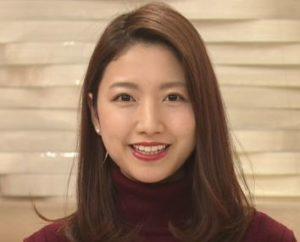 三田友梨佳の美しい顔は整形それともメイク?新人から人気アナになるまでの軌跡を画像で