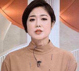 有働由美子は若い頃の顔がオバサン?昔より今のほうが年齢が若返ったように見える!