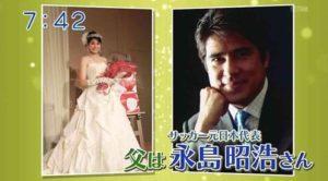 永島優美の父親は濃い顔だがハーフなの?母親は誰なのか家族構成を画像と一緒にまとめ!