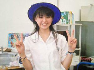 宮司愛海はすっぴんとメイク後で顔が別人?昔の高校時代の卒アル画像もやっぱりかわいい?