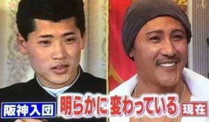 新庄剛志の現在は整形で顔が変わった?現役時代の昔の画像と比較!