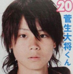 菅田将暉は目・鼻を整形したの?昔の子供のころや高校時代・卒アルと画像を比較!